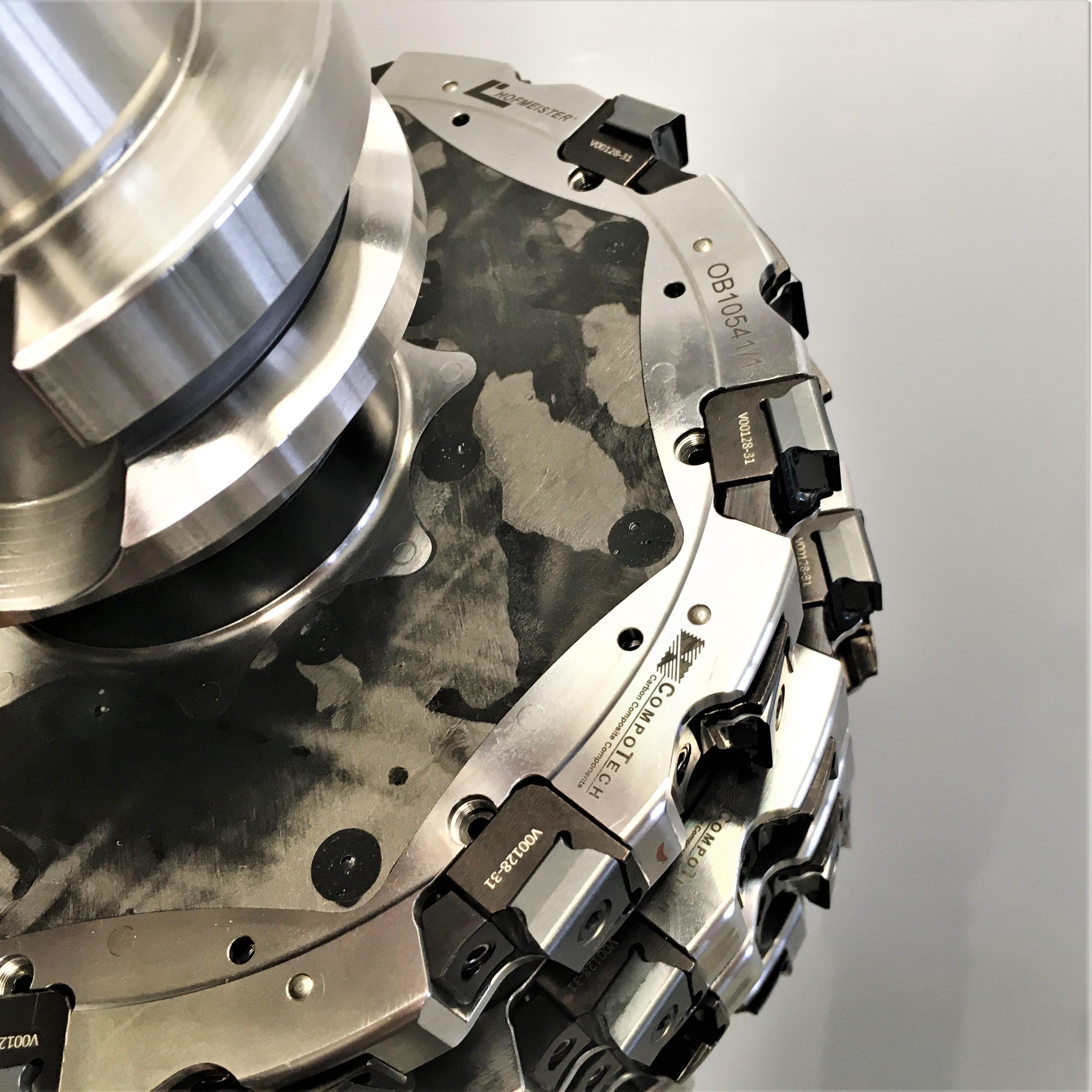 Hybrid Milling Tools